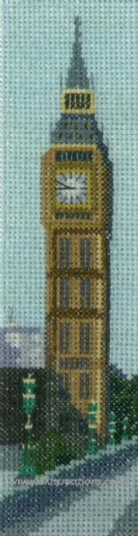 Big Ben From Westminster Bridge Cross Stitch Kit